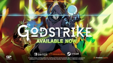 """Godstrike"" стала доступна для ПК и Nintendo Switch"