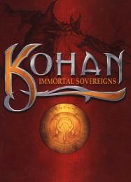 Обложка игры Kohan: Immortal Sovereigns