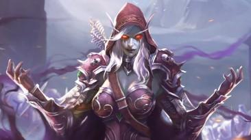 Анонсирован новый рейд в World of Warcraft - финальным боссом будет Сильвана Ветрокрылая
