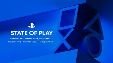Следующая State of Play пройдёт 28 октября