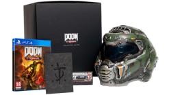 Игра DOOM Eternal для PS4 - Коллекционное издание}