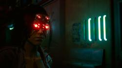 "Cyberpunk 2077 ""Визор Мальстрём"""