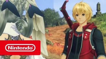Новый трейлер Xenoblade Chronicles: Definitive Edition знакомит с персонажами
