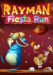 Обложка игры Rayman Fiesta Run