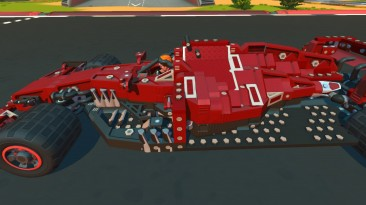 "Scrap Mechanic ""Ferrari sf1000"""