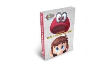 Трейлер артбука по игре Super Mario Odyssey