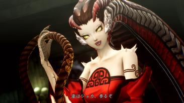 Новые трейлеры Shin Megami Tensei V с демонами