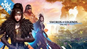 После релиза Swords of Legends Online было продано 200 тысяч копий игры