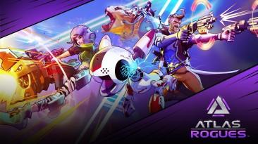 Atlas Rogues представляет первый взгляд на свой пошаговый PvE-геймплей