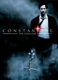 Обложка игры Constantine