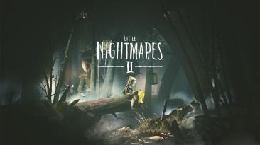 Новый промо-арт Little Nightmares 2