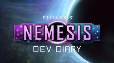 Дневник разработчиков Stellaris #206 - Управление разработкой Nemesis