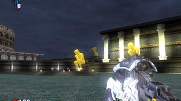 """Serious Sam 2 """"LaserGun из Unreal Tournament 3"""""""