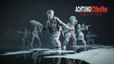 Состоялся релиз Achtung! Cthulhu Tactics на PC