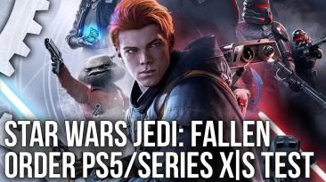 Просадки даже на некстгене - анализ обновления Star Wars Jedi: Fallen Order для PS5 и Xbox Series X/S