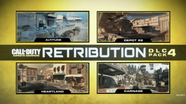 Call of Duty: Infinite Warfare - трейлер мультиплеерных карт из дополнерия Retribution