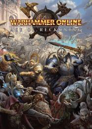 Обложка игры Warhammer Online: Age of Reckoning