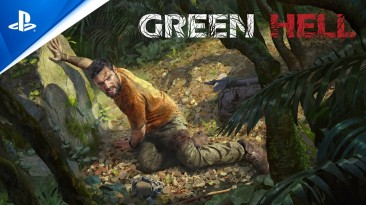 Green Hell вышла на PS4 и Xbox One. Релизный трейлер и первые минуты игрового процесса