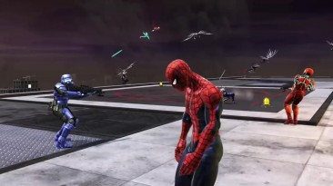 Фан-Клип для Spider-Man: Web of Shadow
