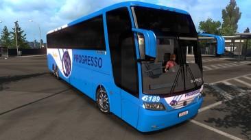 "Euro Truck Simulator 2 ""JumBuss 360 Scania K124IB 6X2 (1.40.x)"""