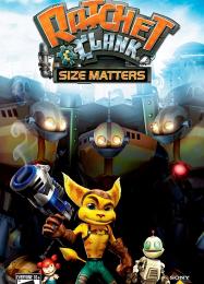 Обложка игры Ratchet & Clank: Size Matters