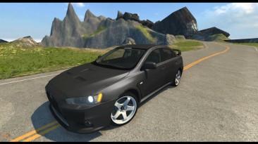 "BeamNG.drive ""Mitsubishi Lancer Evolution X voin174"""