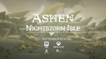 Ashen - Трейлер сюжетного дополнения Nightstorm Isle