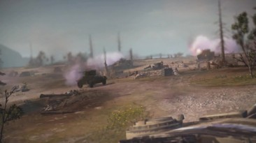 """Company of Heroes 2: The British Forces """"Релизный трейлер"""""""