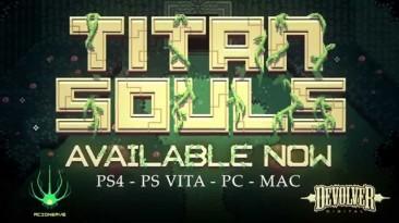 В Steam началась бесплатная раздача Titan Souls