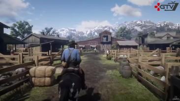 Мои приключения с Red Dead Redemption 2 на ПК | Обзор