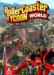 Обложка игры RollerCoaster Tycoon World