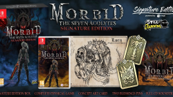 Экшен-RPG Morbid: The Seven Acolytes получит физическое издание для PS4 и Switch