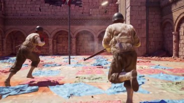 Трейлер ЗБТ соревновательного шутера Days of War