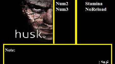Husk: Трейнер/Trainer (+3) [1.0] {Abolfazl.k}