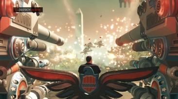 Новые скриншоты Switch-версии Saints Row IV: Re-Elected