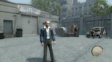 "Mafia 2 ""Синяя джинсовая куртка для Эда Харриса (DLC Betrayal of Jimmy)"""