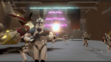 Стартовал второй открытый бета-тест фанатской модификации Battlefront III Legacy
