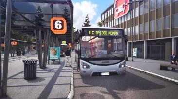 Релизный трейлер Bus Simulator на PS4 и Xbox One