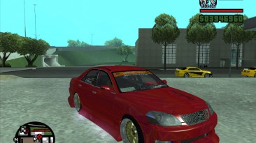 "Grand Theft Auto: San Andreas ""Toyota JZX110 Chaser Drifter"""