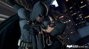 Хвалебный трейлер Batman: The Telltale Series