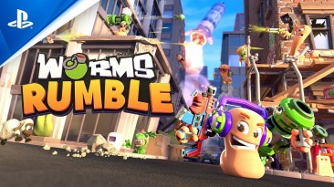 Worms Rumble пришлась по вкусу игрокам в Steam