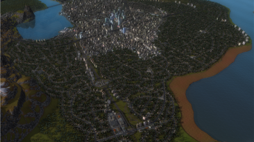 """Cities In Mountion 2 """"Lakeland"""""""