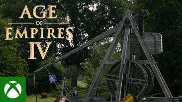 Age of Empires 4 выйдет 28 октября, в игре будут рассказы о военном ремесле прошлого