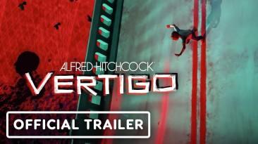 Новый трейлер Alfred Hitchcock's Vertigo: психологический триллер нового типа