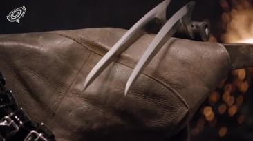 Оружейный Мастер - Когти Икс-23 (X-23) из фильма Логан (Logan) - Man At Arms: Reforged на русском!