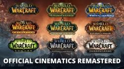 Фанат World of Warcraft прокачал все CGI-трейлеры игры до разрешения 4К