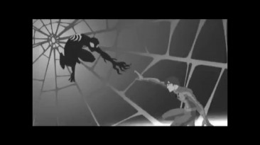 Spider-man Web of Shadows (клип)-Dance With The Devil