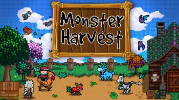 Monster Harvest прибудет на Switch и PC 13 мая, а 3 июня - на PS4 и Xbox One