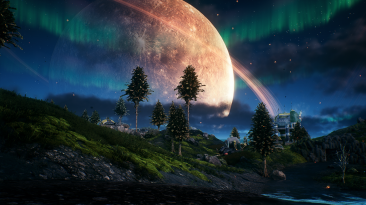 "Outer Worlds ""Outer Realms"""