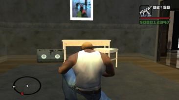 "Grand Theft Auto: San Andreas ""ManHunt Save"""